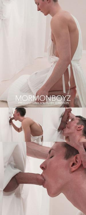 MormonBoyz – Elder Sorensen – THE ENDOWMENT