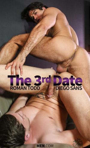 DrillMyHole – The 3rd Date – Diego Sans fucks Roman Todd – Men.com