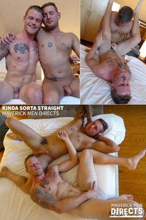 MaverickMenDirects – Kinda Sorta Straight – Bareback