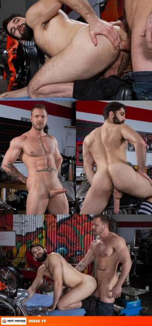 HotHouse – Ride It – Austin Wolf & Tegan Zayne