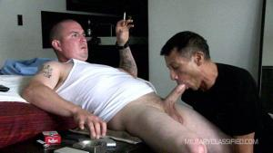 MilitaryClassified – Colt – Blowjob