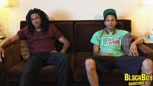 BlackBoyAddictionz – How Gay Will They Go? – Bandit & Zadian