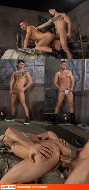 HotHouse – Cruising Grounds – Sebastian Kross & Kyle Kash