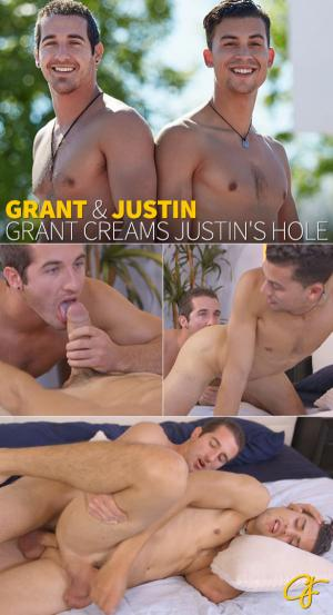 Corbin Fisher – Grant fucks Justin raw