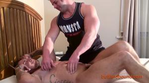 Mission4muscle – Carmine Deangelo Bound and Tickled