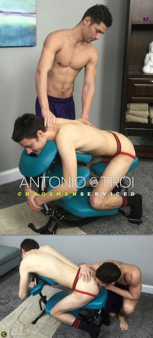 ChaosMen – Antonio Cervone and Troi – Serviced