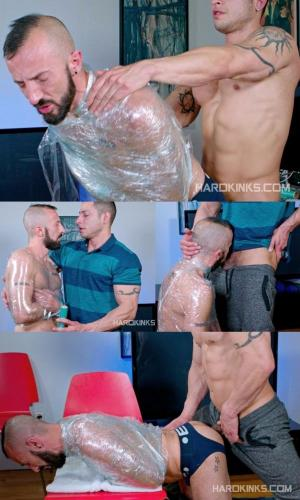 Hardkinks – Wrapped – Dominique Kenique & Julio Rey