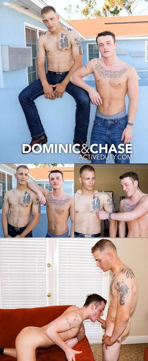 ActiveDuty – Dominic & Chase