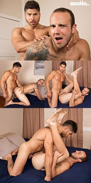 Bromo – Raw Obsession, Part 2 – Fabio Acconi Fucks Chad Black – Bareback