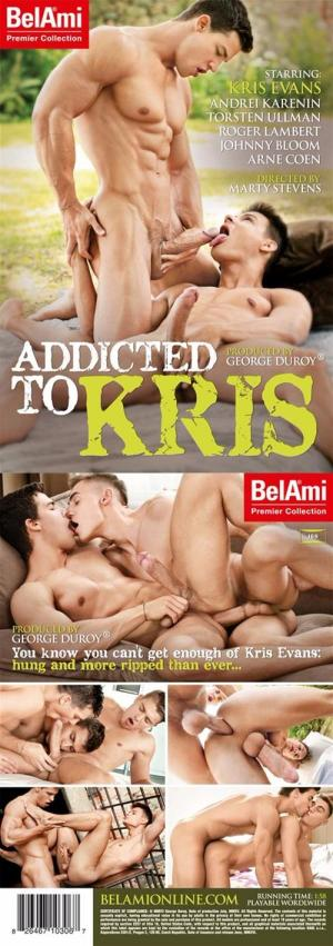 BelAmiOnline – Addicted to Kris – DVD