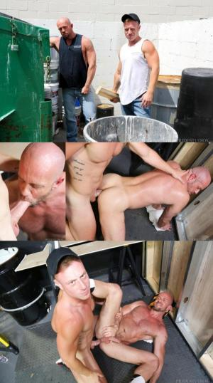 MenOver30 – Unloading At Work – Matt Stevens & Saxon West