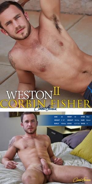 CorbinFisher – Weston – Solo
