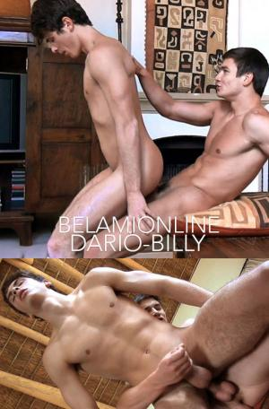 BelAmiOnline – Dario Dolce & Billy Montague – Bareback