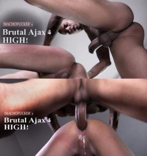 MachoFucker – Brutal Ajax 4 – High! – Bareback