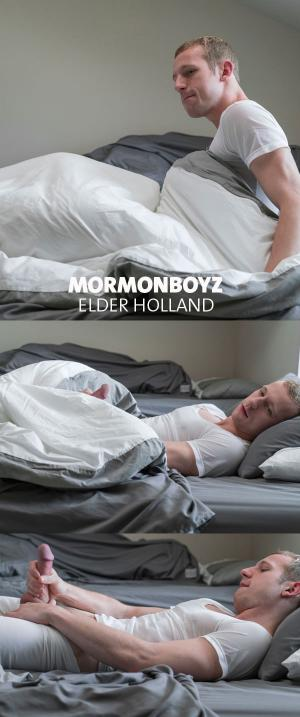 MormonBoyz – Elder Holland – CAUGHT MASTURBATING