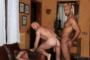 Kristenbjorn – Horndogs, sc. 2 – Stephan Raw & William Bravo – Bareback