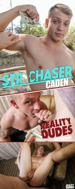 Str8Chaser – Caden – Drives A HARD Bargain – Reality Dudes