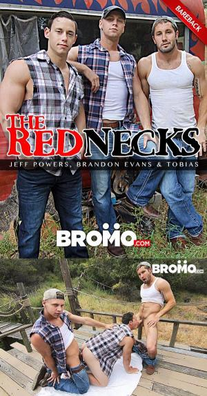 Bromo – Rednecks Part 3 – Jeff Powers, Brandon Evans & Tobias – Bareback