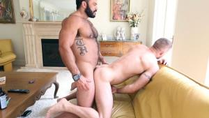 Rogan Richards – SKIPPY BAXTER Sex Tapes Volume Four – Muscle Denim Part 2
