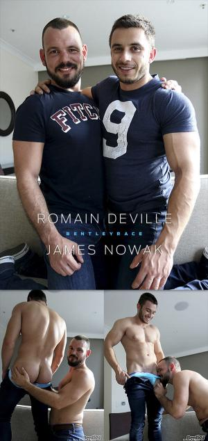 BentleyRace – James Nowak & Romain Deville