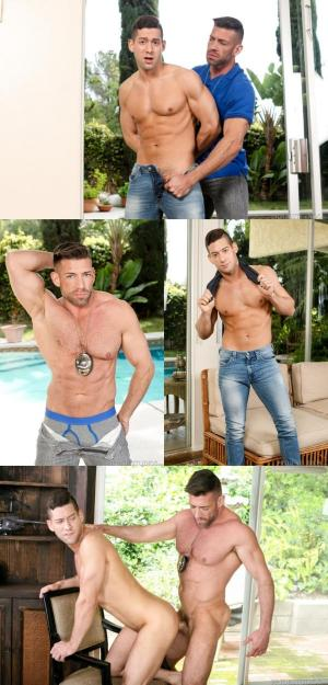 DylanLucas – Busted and Banged, Part 2 – Kyle Kash & Bruce Beckham