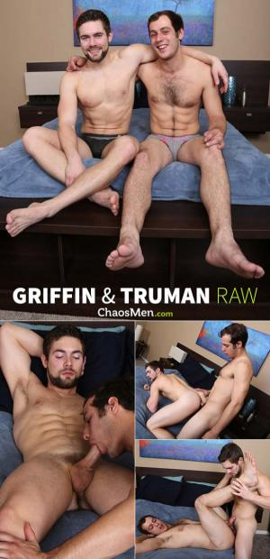 ChaosMen – Griffin Barrows & Truman flip fuck raw