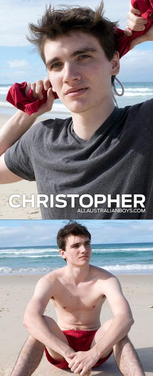 AllAustralianBoys – Christopher – Solo