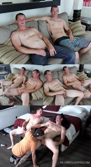 MilitaryClassified – Porter & Grayson – Blowjob