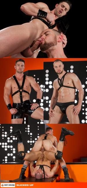 HotHouse – Slicked Up – Ryan Rose & Brendan Phillips