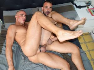 StagHomme – Raw Summers – Diego Summers & Damien Crosse – Bareback