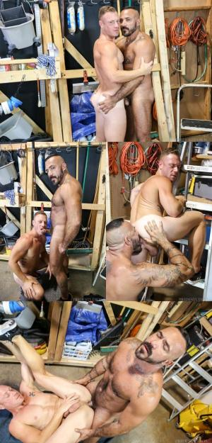 MenOver30 – Maintenance Fuckers, Part 2 – Alessio Romero & Saxon West