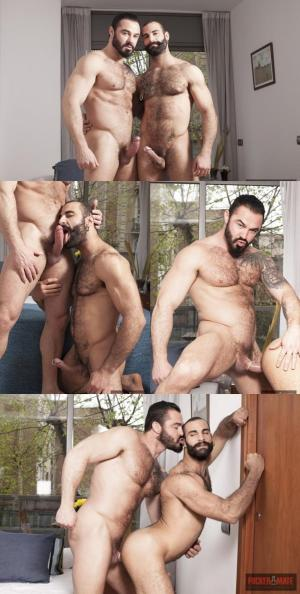 FuckerMate – Hairs and Beards – Jessy Ares & Paco
