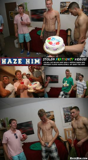 HazeHim – Straight Guys Tricked