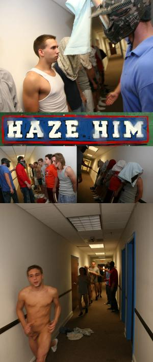 HazeHim – Lube Up or Get Out