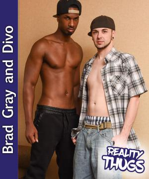 RealityThugs – Divo Fucks Brad Gray – Reality Dudes