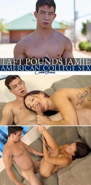 CorbinFisher – Taft Pounds Jamie
