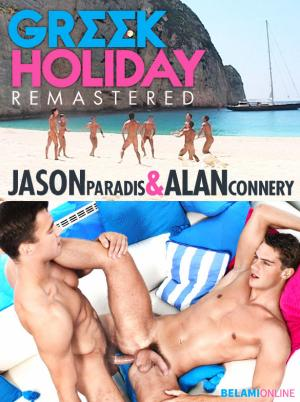 BelAmiOnline – Greek Holiday – Remastered – Alan Connery fucks Jason Paradis