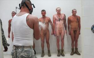 TroopCandy – The Hazing, The Showering and The Fucking