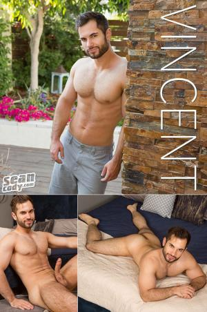 SeanCody – Vincent rubs one out – Solo
