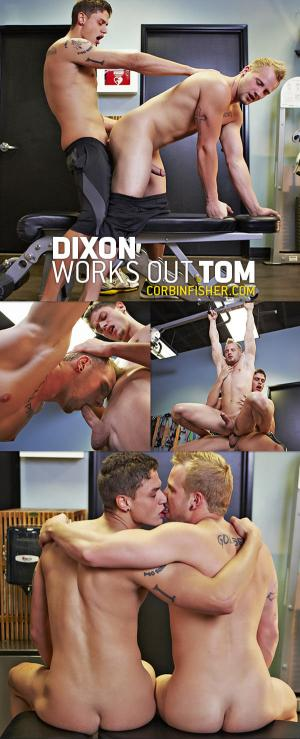 CorbinFisher – Dixon Works Out Tom – Bareback