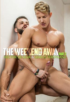 DrillMyHole – The Weekend Away, Part 2 – Darius Ferdynand rides Hector de Silva – Men.com