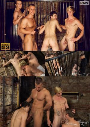 WilliamHiggins – Wank Party 2016 #08 Part 1 – WANK PARTY – Bradley Cook, Libor Lisek, Mirek Madl & Miro Matejka