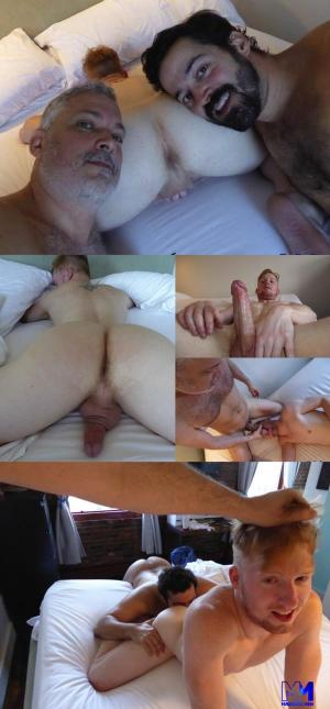 MaverickMen – Little Red Riding Cocks And The Big Bad DILFS – Bareback