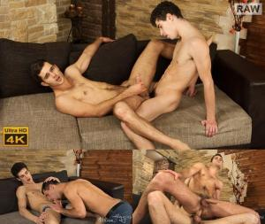 WilliamHiggins – Alan and Martin RAW – FULL CONTACT – Alan Carly & Martin Dorcak – Bareback