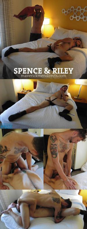 MaverickMenDirects – Gimmie That Dick – Spence & Riley – Bareback