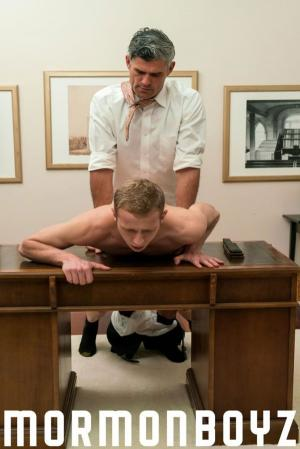 MormonBoyz – Elder Holland – THE CALLING – Bareback