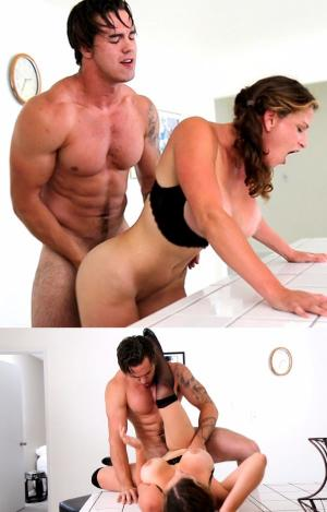 HotGuysFUCK – Richard Sutherland Fucks His Real-life Girlfirend Annie Arbor Without A Condom