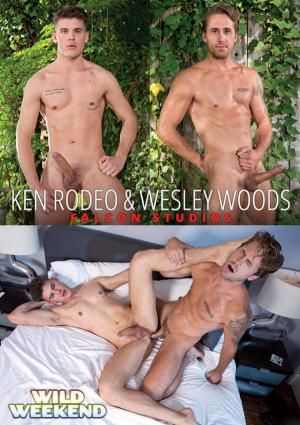 FalconStudios – Wild Weekend Part 1 – Wesley Woods fucks Ken Rodeo