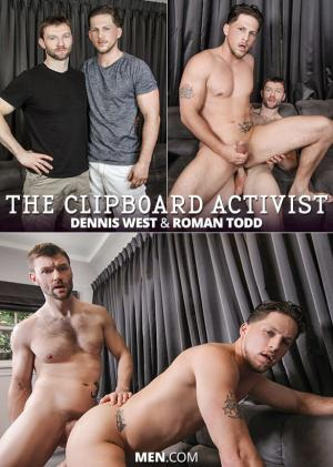 Drill My Hole – The Clipboard Activist – Roman Todd & Dennis West – Men.com