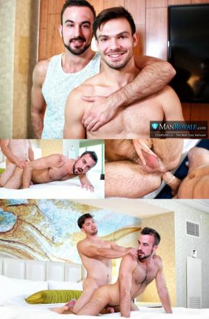 ManRoyale – Business With Pleasure – Mason Lear & Jason Maddox